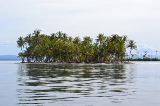 Isla en San Blas- Guna Yala
